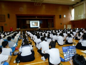 日本遺産・足袋蔵のまち行田について学びました