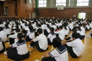 7月20日 第1学期終業式