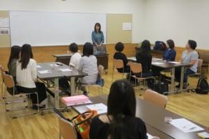 第一回家庭教育セミナー